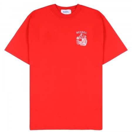 BARBER RED