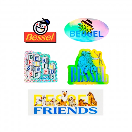 STICKERS PACK 2