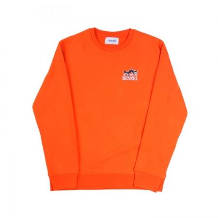 Mala Suerte Crewneck Orange