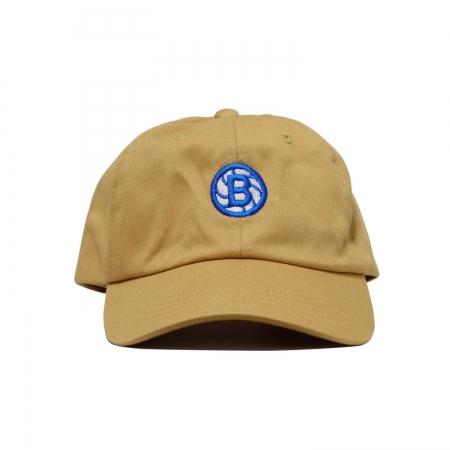 Ball Circle Cap Camel