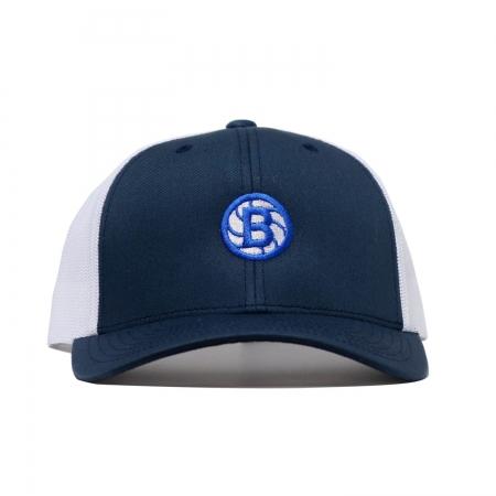 Ball Circle Clip Cap Navy...