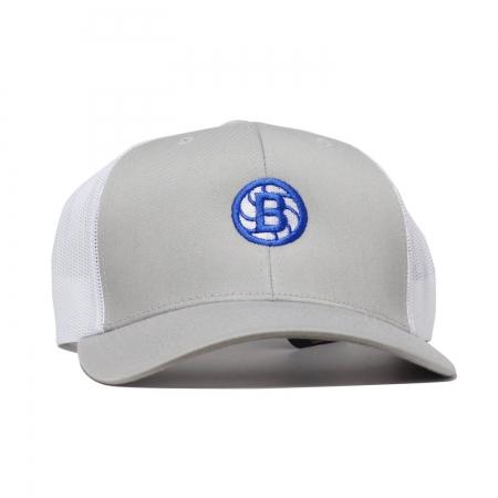 Ball Circle Clip Cap Silver...