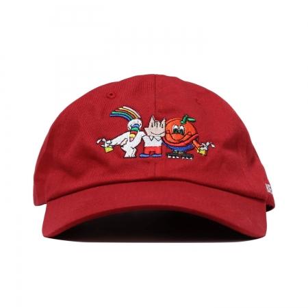 Mascots Cap Red