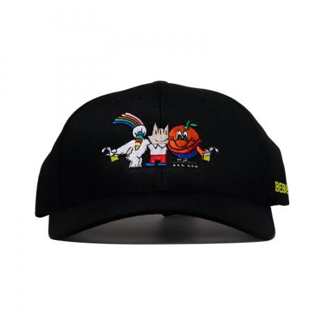 Mascots Clip Cap Black