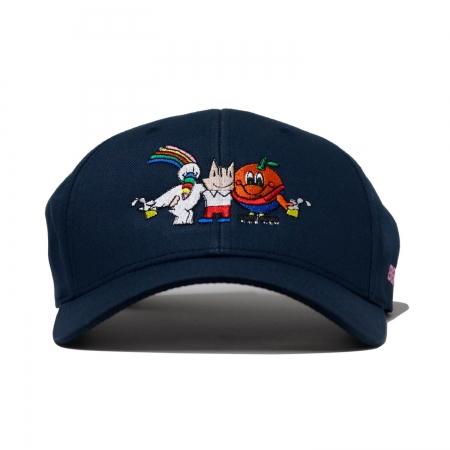 Mascots Clip Cap Navy