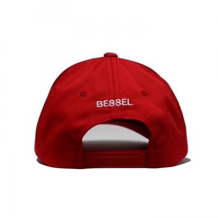 Team Logo Clip Cap Red