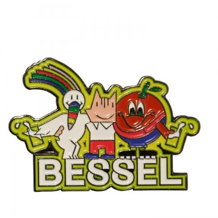 Mascots Pins