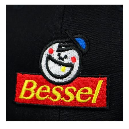 KIOSKILLO CLIP CAP BLACK