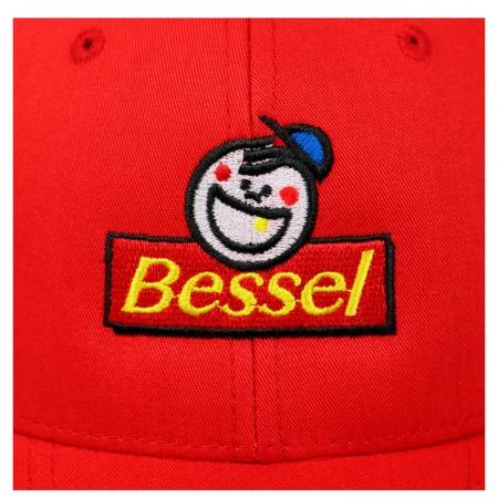 KIOSKILLO CLIP CAP RED
