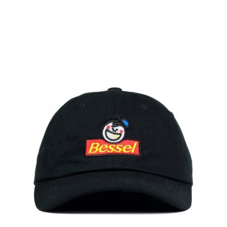 KIOSKILLO CAP BLACK